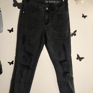 Cotton On Ripped Skinny Jeans